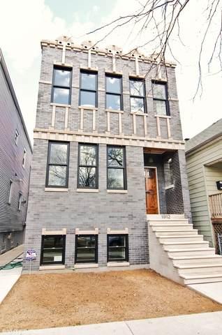4022 N Campbell Avenue, Chicago, IL 60618 (MLS #10852790) :: Helen Oliveri Real Estate