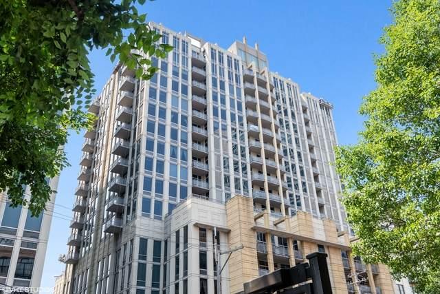 720 N Larrabee Street #1304, Chicago, IL 60654 (MLS #10852911) :: John Lyons Real Estate