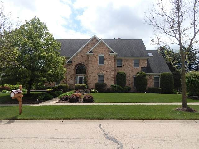 1553 W North Street, Palatine, IL 60067 (MLS #10853185) :: Janet Jurich