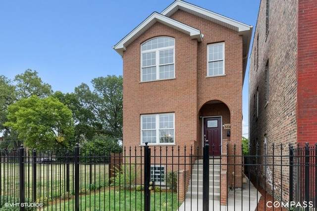 5439 S Federal Street, Chicago, IL 60609 (MLS #10853278) :: Littlefield Group