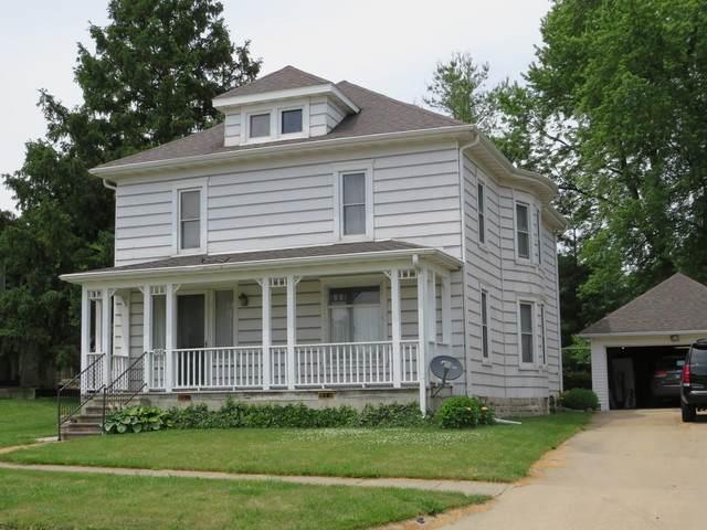 908 N 1st Street, Ashton, IL 61006 (MLS #10853345) :: Littlefield Group