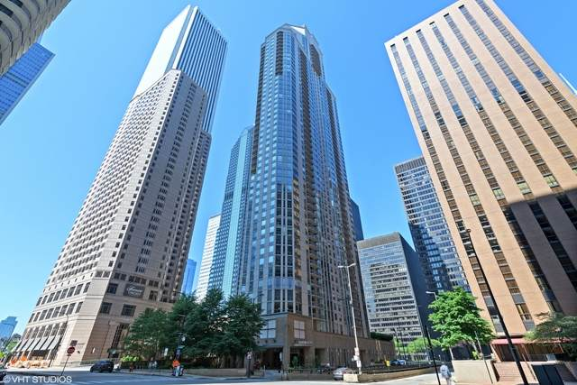222 N Columbus Drive #1802, Chicago, IL 60601 (MLS #10853412) :: Property Consultants Realty