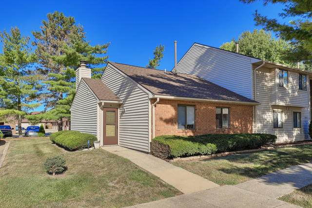 1611 Lyndhurst Drive A, Savoy, IL 61874 (MLS #10853432) :: Ryan Dallas Real Estate