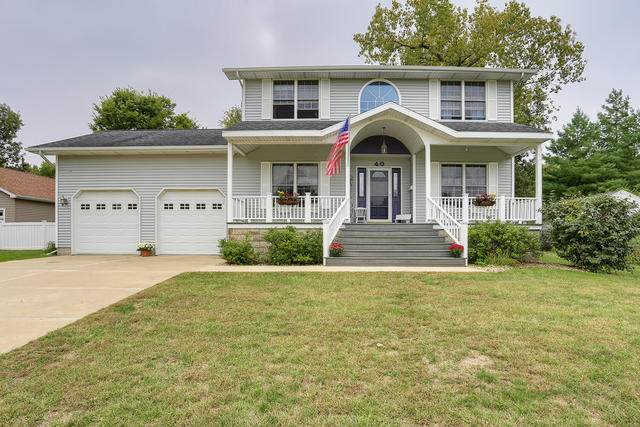 40 N Circle Drive, MONTICELLO, IL 61856 (MLS #10853521) :: Littlefield Group