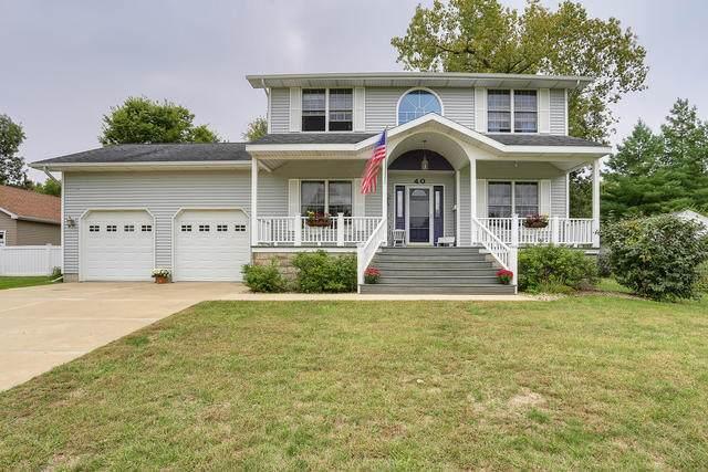 40 N Circle Drive, MONTICELLO, IL 61856 (MLS #10853521) :: John Lyons Real Estate