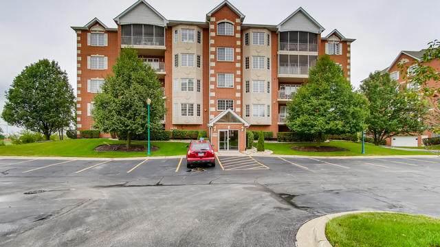 7728 Greenway Boulevard 3NE, Tinley Park, IL 60487 (MLS #10853649) :: John Lyons Real Estate