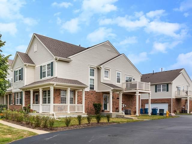 692 W Natalie Lane #692, Addison, IL 60101 (MLS #10853661) :: John Lyons Real Estate