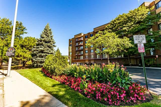 7601 Lincoln Avenue #308, Skokie, IL 60077 (MLS #10853671) :: John Lyons Real Estate