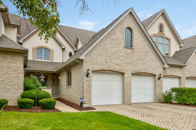 1483 Cress Creek Court, Naperville, IL 60563 (MLS #10853693) :: Littlefield Group
