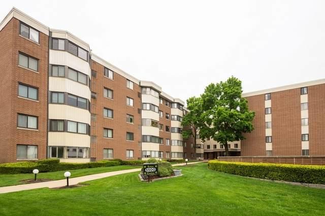 5500 Lincoln Avenue 400W, Morton Grove, IL 60053 (MLS #10853852) :: Ryan Dallas Real Estate