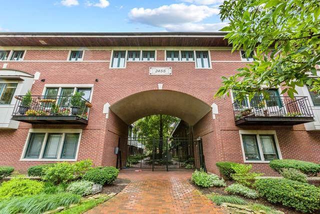 2455 W Ohio Street 14W, Chicago, IL 60612 (MLS #10854031) :: John Lyons Real Estate