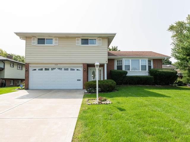 1407 Barberry Lane, Mount Prospect, IL 60056 (MLS #10854059) :: Lewke Partners