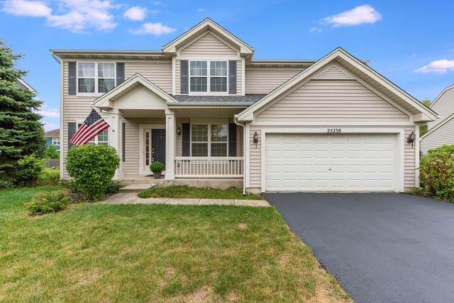 25238 Soldier Court, Plainfield, IL 60544 (MLS #10854074) :: Property Consultants Realty