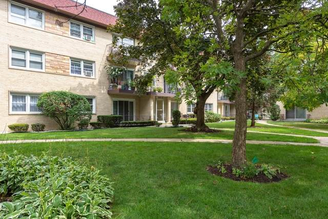 5211 N Potawatomie Avenue #306, Chicago, IL 60656 (MLS #10854081) :: Helen Oliveri Real Estate