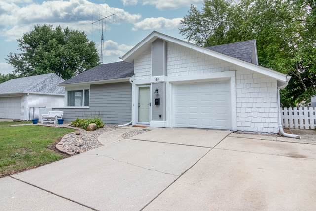 64 Ingleshire Road, Montgomery, IL 60538 (MLS #10854152) :: The Wexler Group at Keller Williams Preferred Realty