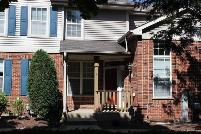 6761 Pine Lake Drive, Tinley Park, IL 60477 (MLS #10854166) :: John Lyons Real Estate