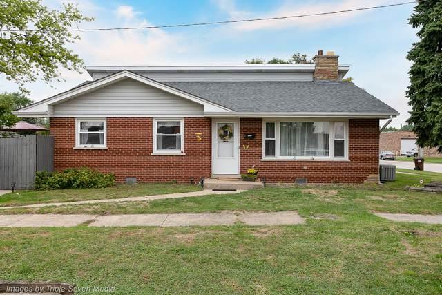 14748 S Palmer Avenue, Posen, IL 60469 (MLS #10854167) :: John Lyons Real Estate