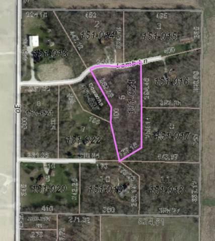 Lot #6 Abbott Lane, SEYMOUR, IL 61875 (MLS #10854321) :: John Lyons Real Estate