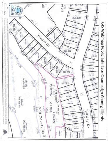 604 Bogey Drive, Rantoul, IL 61866 (MLS #10854338) :: Ryan Dallas Real Estate