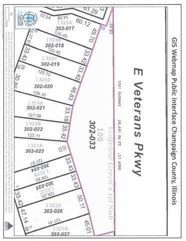 1501 Fairway Drive, Rantoul, IL 61866 (MLS #10854385) :: Ryan Dallas Real Estate