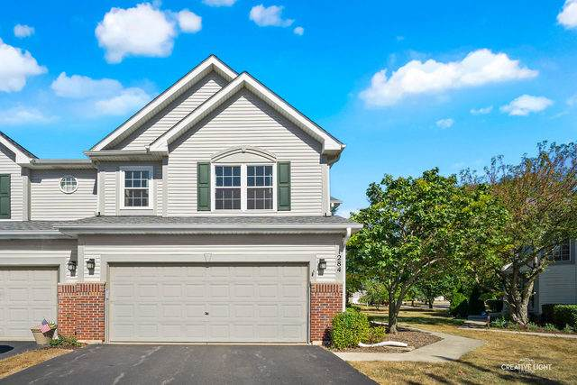 1284 Horseshoe Court, Bartlett, IL 60103 (MLS #10854426) :: John Lyons Real Estate