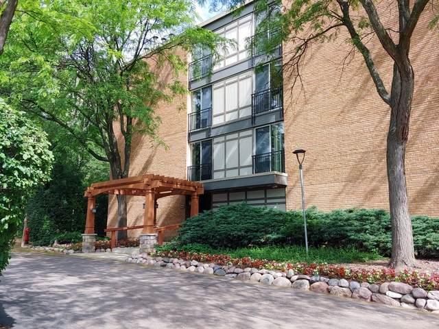 5830 Oakwood Drive 1G, Lisle, IL 60532 (MLS #10854495) :: John Lyons Real Estate