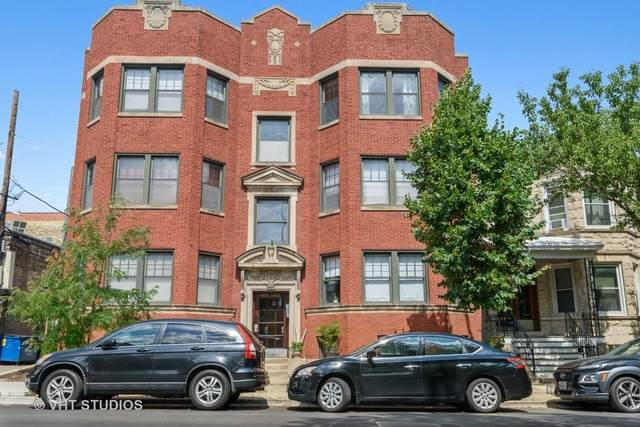 1474 W Foster Avenue 3E, Chicago, IL 60640 (MLS #10854511) :: John Lyons Real Estate
