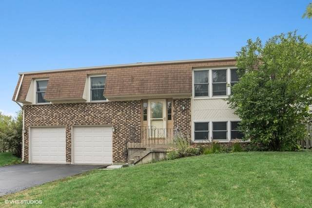 3931 Whispering Trails Drive, Hoffman Estates, IL 60192 (MLS #10854585) :: BN Homes Group