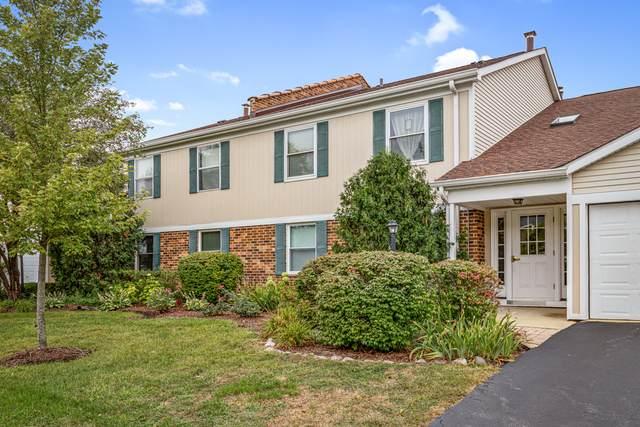 552 N Deer Run Drive 9A12, Palatine, IL 60067 (MLS #10854726) :: John Lyons Real Estate
