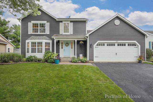 812 Brentwood Drive, Cary, IL 60013 (MLS #10854734) :: Property Consultants Realty