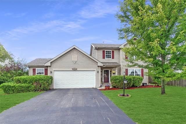 2263 Oakwood Drive, Belvidere, IL 61008 (MLS #10854813) :: Suburban Life Realty