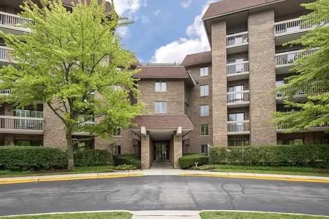 1220 Rudolph Road 5-E, Northbrook, IL 60062 (MLS #10854847) :: John Lyons Real Estate