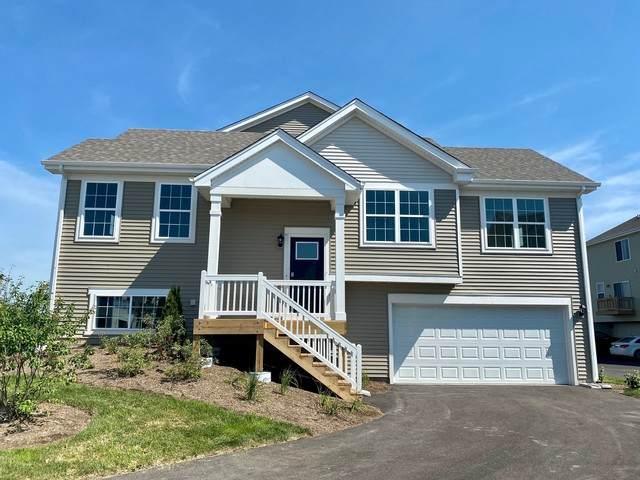 607 Berry Ridge Drive #432, Joliet, IL 60431 (MLS #10854940) :: John Lyons Real Estate