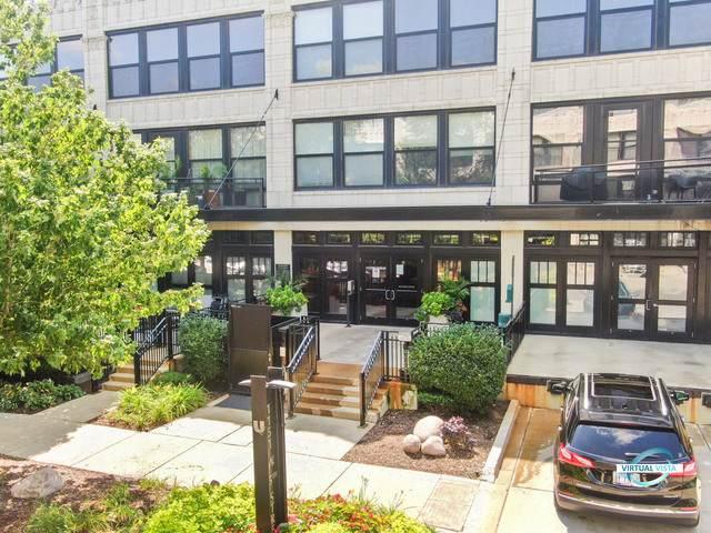 1151 W 15th Street #405, Chicago, IL 60608 (MLS #10854942) :: John Lyons Real Estate