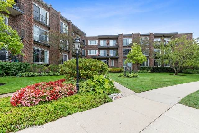 1230 N Western Avenue #204, Lake Forest, IL 60045 (MLS #10854948) :: John Lyons Real Estate
