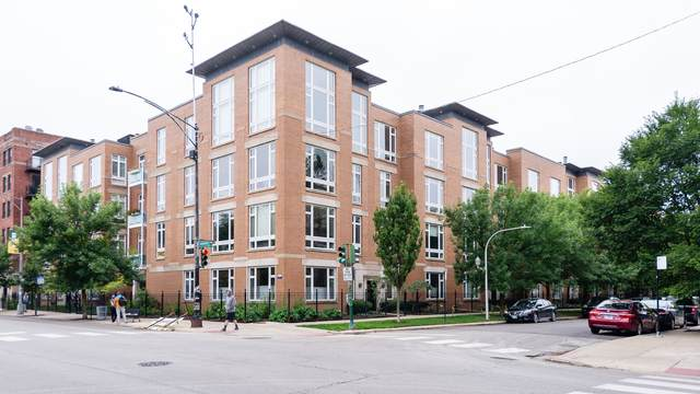 1021 W Buena Avenue 3E, Chicago, IL 60613 (MLS #10854949) :: John Lyons Real Estate