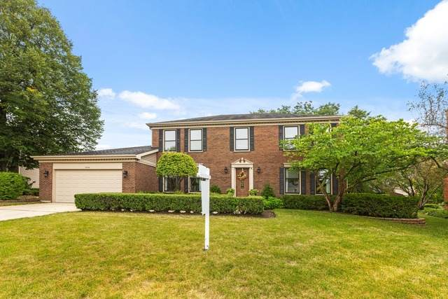 3966 Bordeaux Drive, Hoffman Estates, IL 60192 (MLS #10854977) :: The Wexler Group at Keller Williams Preferred Realty
