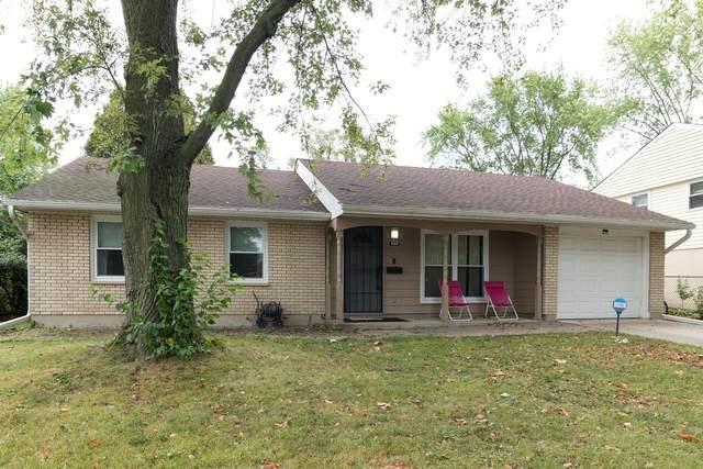 711 Wildwood Lane, Streamwood, IL 60107 (MLS #10855066) :: John Lyons Real Estate