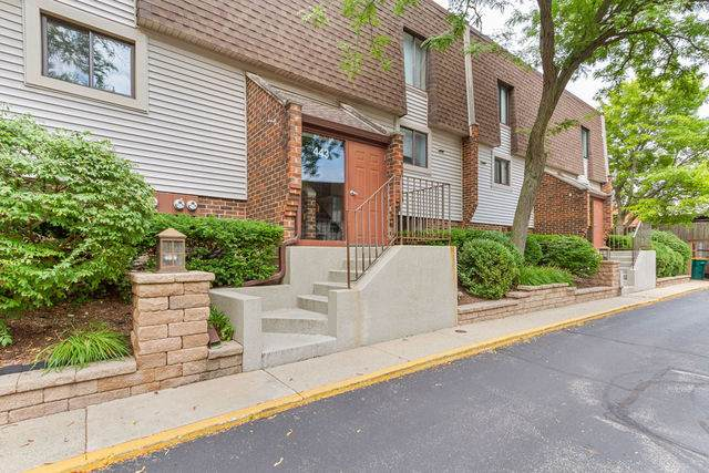 443 Elm Street 3F, Deerfield, IL 60015 (MLS #10855111) :: John Lyons Real Estate