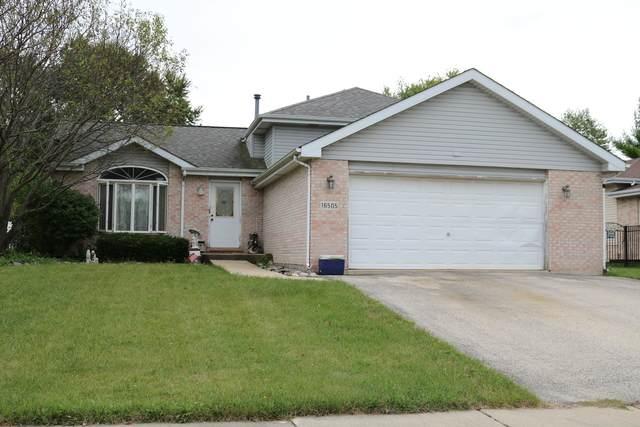 16505 Timberview Drive, Plainfield, IL 60586 (MLS #10855334) :: John Lyons Real Estate
