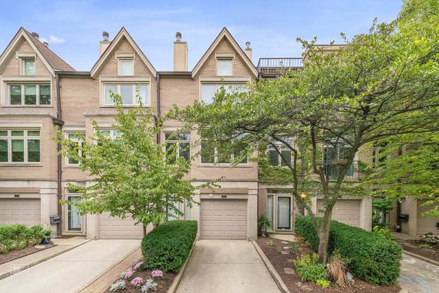 2721 N Janssen Avenue, Chicago, IL 60614 (MLS #10855340) :: Littlefield Group