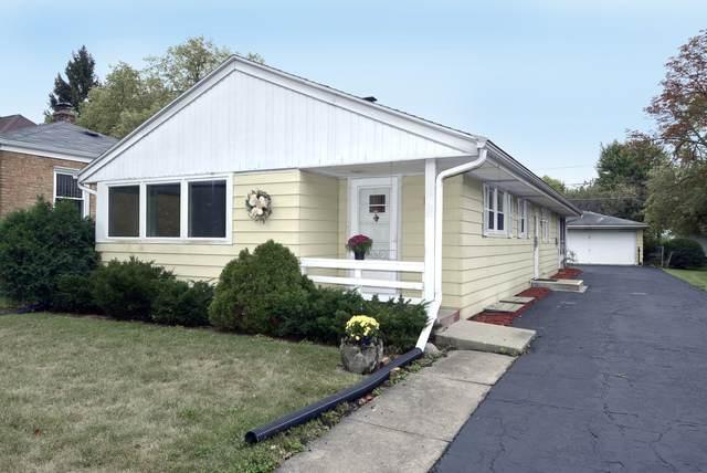 859 Hollywood Avenue, Des Plaines, IL 60016 (MLS #10855557) :: Ryan Dallas Real Estate