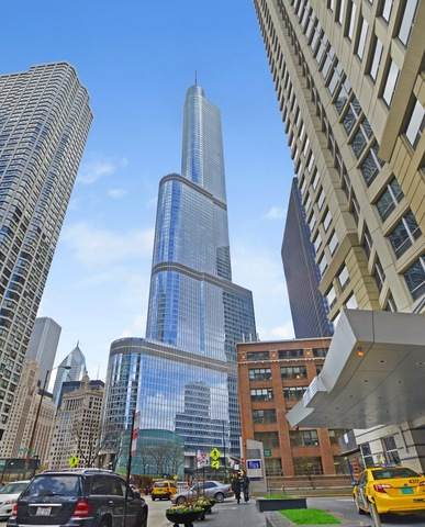 401 N Wabash Avenue 84A, Chicago, IL 60611 (MLS #10855581) :: Helen Oliveri Real Estate