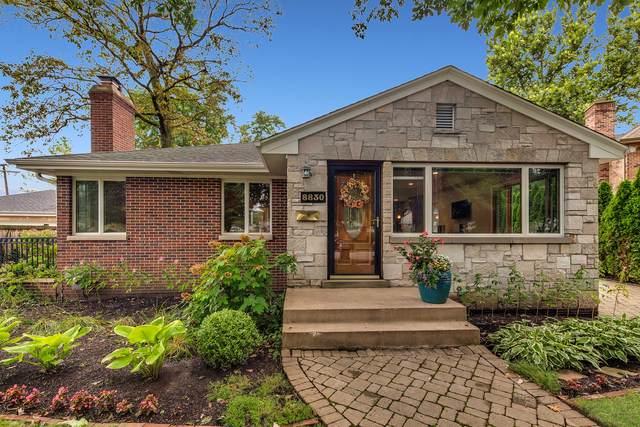 8830 Mcvicker Avenue, Morton Grove, IL 60053 (MLS #10855686) :: John Lyons Real Estate
