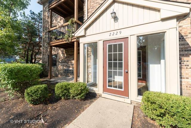 2229 Nichols Road A, Arlington Heights, IL 60004 (MLS #10855688) :: John Lyons Real Estate