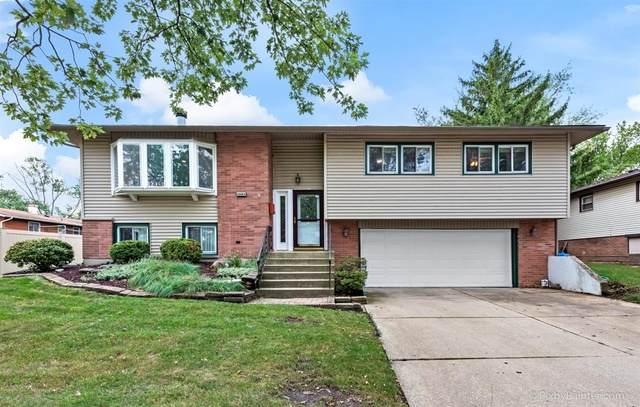 14840 Massasoit Avenue, Oak Forest, IL 60452 (MLS #10855723) :: John Lyons Real Estate