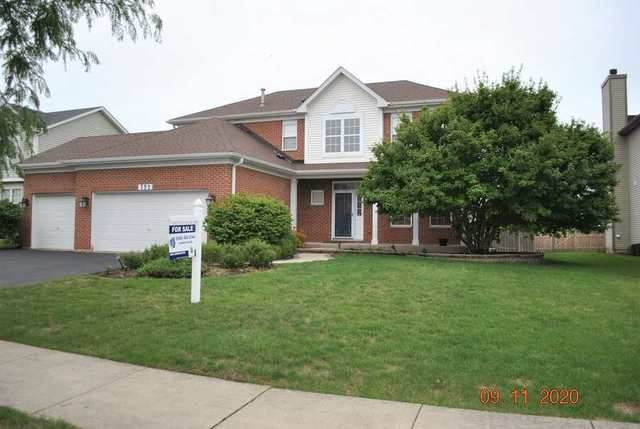 752 Eagle Brook Lane, Naperville, IL 60565 (MLS #10855779) :: Property Consultants Realty