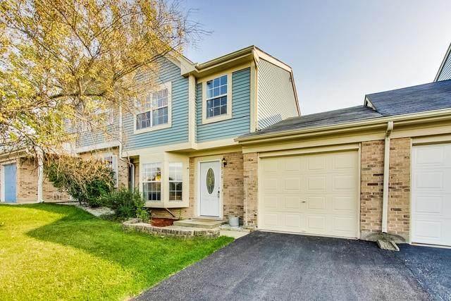 1310 Robin Drive, Carol Stream, IL 60188 (MLS #10855782) :: John Lyons Real Estate