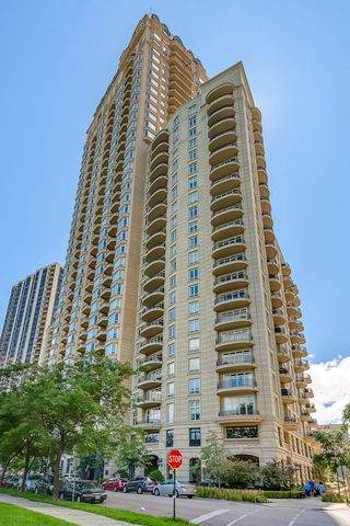 2550 N Lakeview Avenue S705, Chicago, IL 60614 (MLS #10855842) :: John Lyons Real Estate