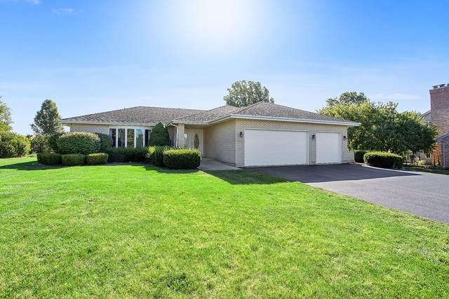 13035 Silver Fox Drive, Lemont, IL 60439 (MLS #10855855) :: John Lyons Real Estate